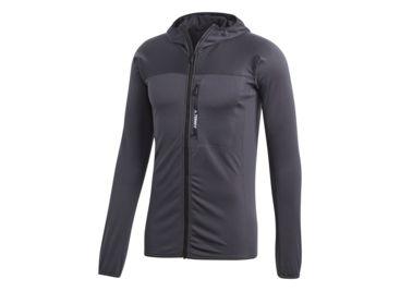 Adidas Outdoor Terrex Tracerocker Hooded Fleece Jacket