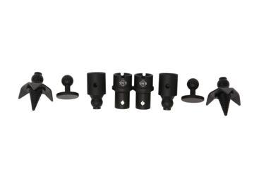KNS Precision SnapFoot Quick Change Modular Harris Bipod Snapfoot-Harris Kit