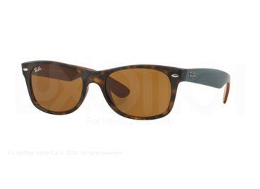 a15453ed002 ... Crystal Ray-Ban Wayfarer RB2132 Sunglasses 6179-52 - Matte Havana  Frame