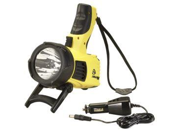 plaquette 44905 noir Streamlight Waypoint Spotlight avec 12 V DC Power Cord