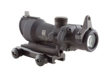 trijicon 4x32 acog scope m4a1 riflescope w amber center